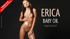Erica baby oil