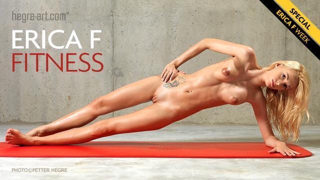 Erica F fitness