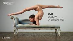 Eva Die Schönheit einer Ballerina