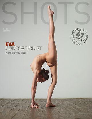 Eva contortioniste