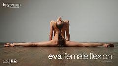 Eva Die Dehnung einer Frau