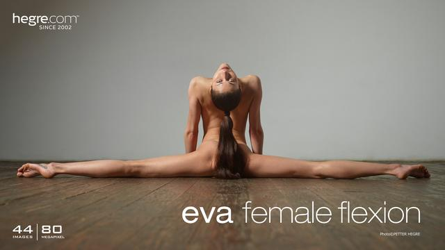 Eva female flexion