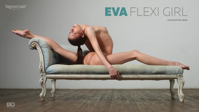 Eva chica flexible