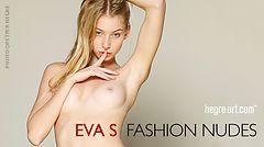 Eva S. fashion nudes