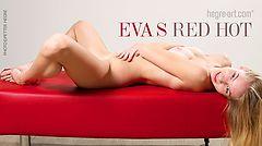Eva S. red hot