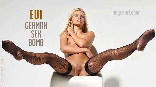 Evi German sexbomb