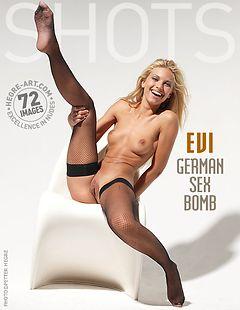 Evi Deutsche Sexbombe