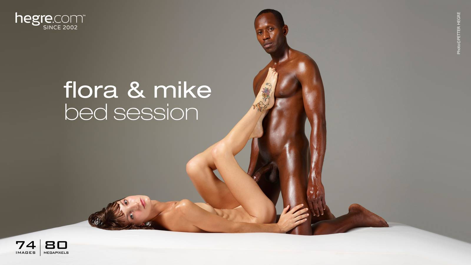 flora and mike  nude