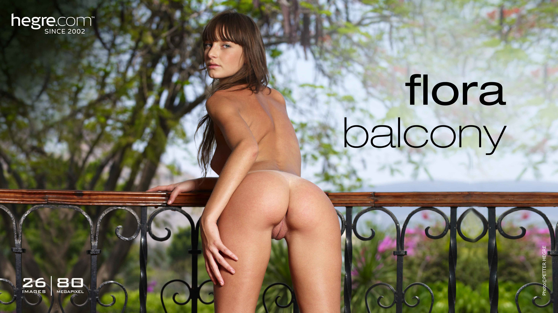 Flora balcony