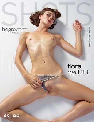 Flora flirt au lit