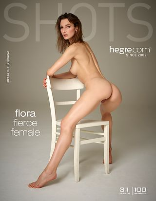 Flora fierce female