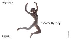 Flora fliegt