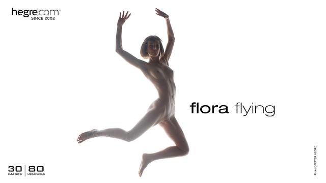 Flora flying