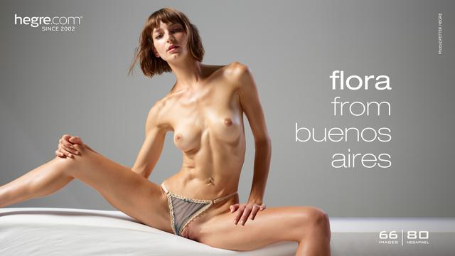 Flora from Buenos Aires
