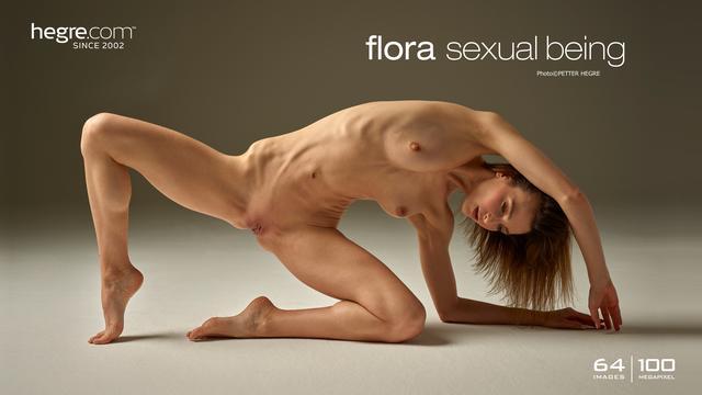 Flora être sexuel