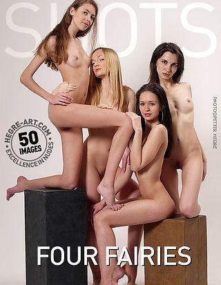 Four faeries