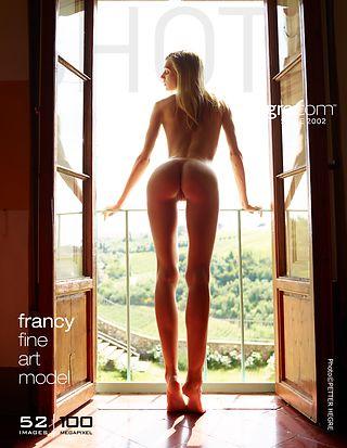Francy Kunstmodell