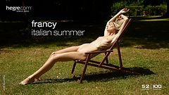 Francy Italienischer Sommer