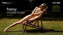 Francy mannequin muse
