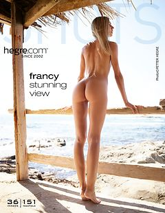 Francy stunning view