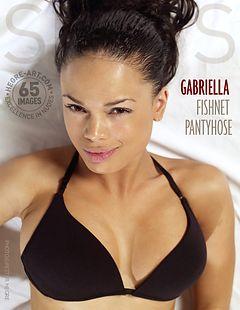Gabriella collants résille