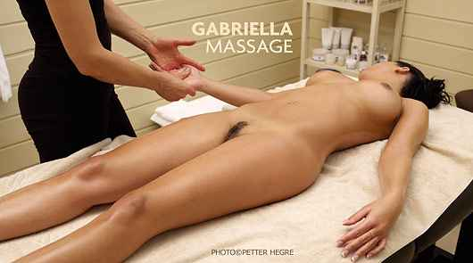 Gabriella massage