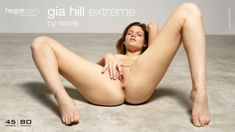 Gia Hill extreme by Noma