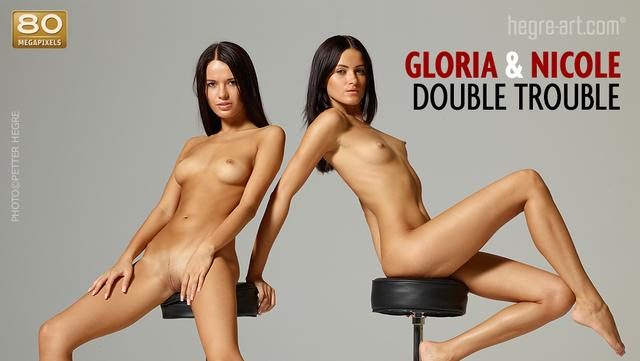 Gloria and Nicole double trouble