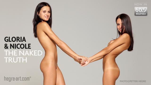 グロリア&ニコール 裸の真実