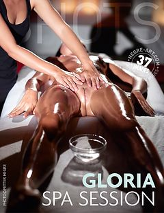 Gloria spa session