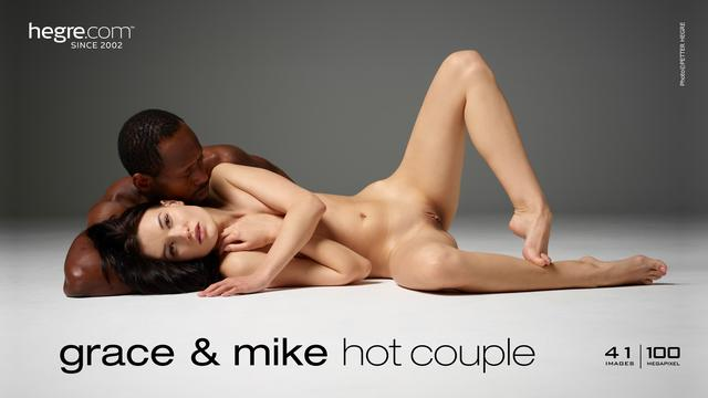 Grace and Mike hot couple