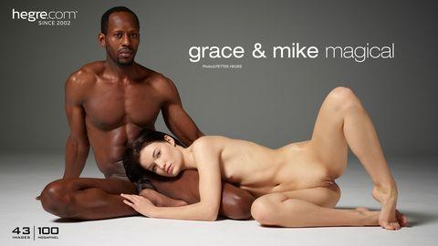 Grace et Mike magique