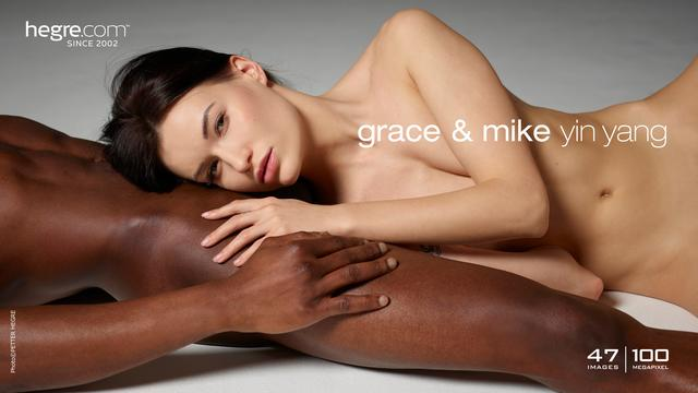 Grace and Mike yin yang