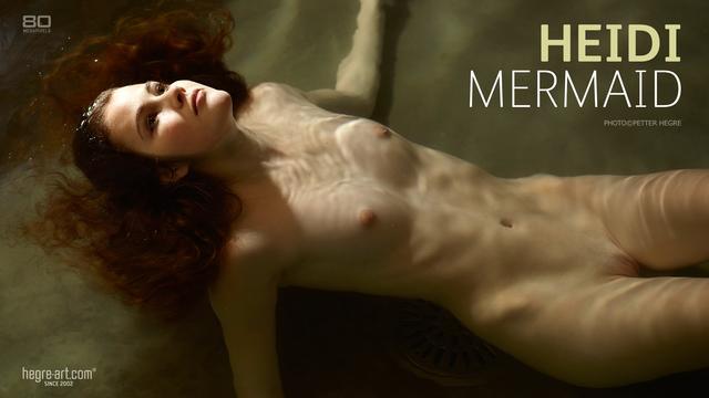 Heidi mermaid