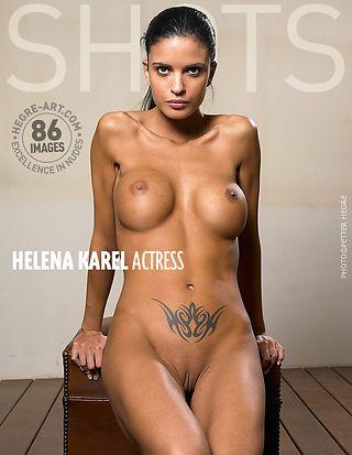 Helena Karel actress