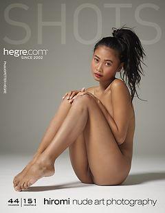 Hiromi nude art photography