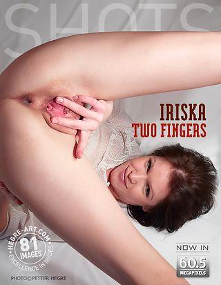 Iriska two fingers