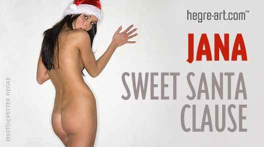 Jana sweet santa clause