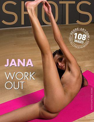 Jana work out