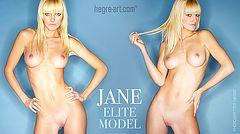 Jane modèle d'élite