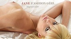 Jane fille branchée