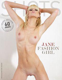Jane chica de moda