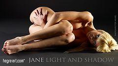 Jane lumière et ombre