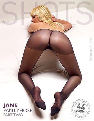 Jane pantyhose part 2