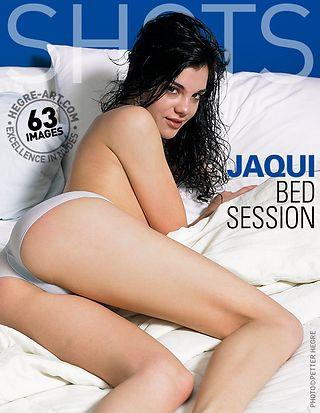 Jaqui bed session