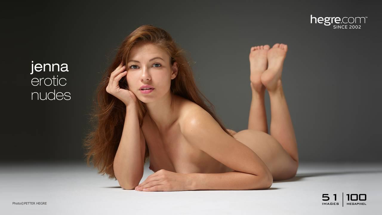 Nude Jenna Bikini Board #15