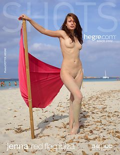 Jenna red flag Ibiza