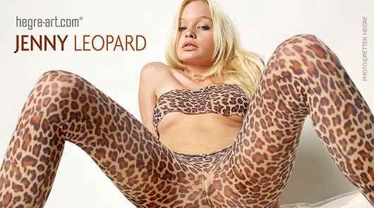 Jenny Leopardin