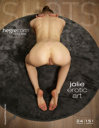 Jolie erotic art