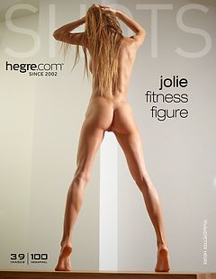 Jolie fitness figure